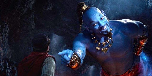 Nuevo tráiler de Aladdin revela el primer vistazo oficial al genio de Will Smith
