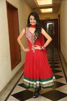Mahima in super cute Red Sleeveless ~  Exclusive 41.JPG