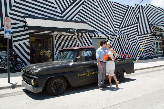 Wynwood Walls wedding
