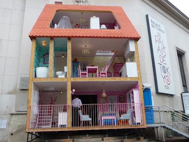 Retour en enfance au Palais de Tokyo