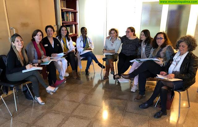 El Área de Salud de La Palma desarrolla rutas asistenciales para la diabetes