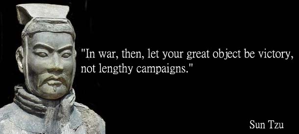 The Art of War by Sun Tzu - Waging War