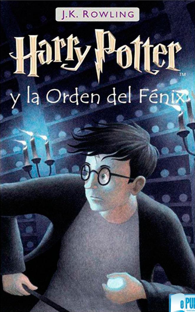 Harry Potter y la Orden del Fénix – J. K. Rowling