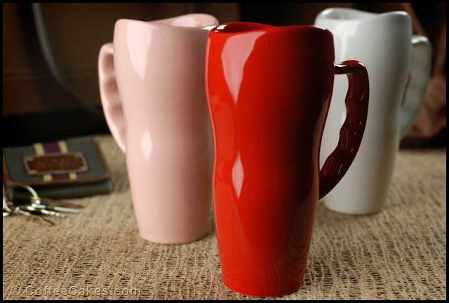 Microwavable Travel Mug