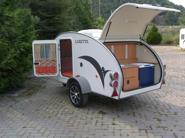 hobi tasarim her telden everything mini cekme karavan