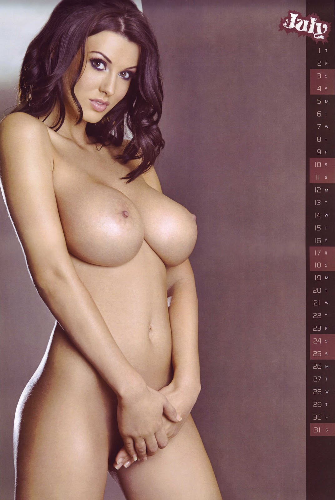 erotic nude page by day calendars jpg 1080x810