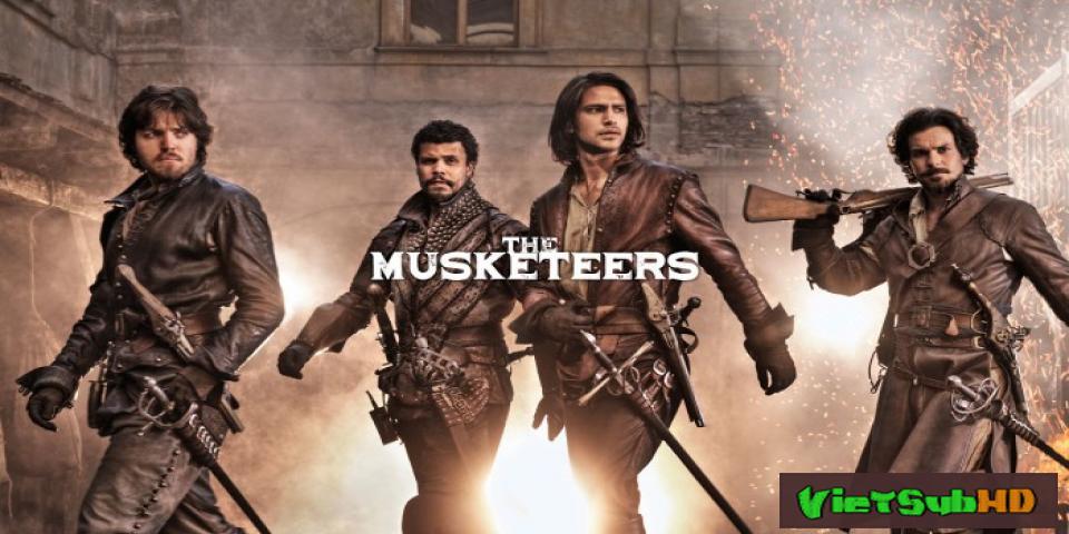Phim Ngự Lâm Quân Phần 3 Tập 6 VietSub HD | The Musketeers Season 3 2016