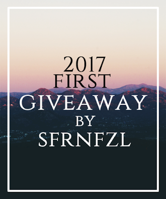 2017 FIRST GIVEAWAY BY SFRNFZL