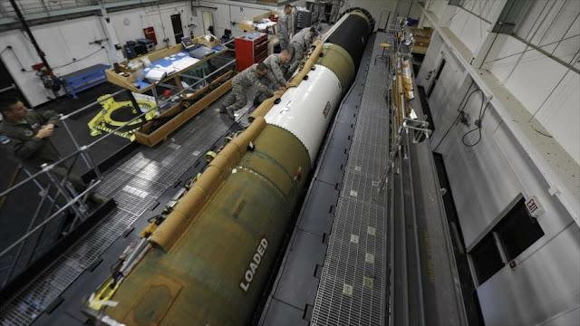 Rusia: EEUU se prepara para uso de armas nucleares en Europa
