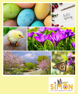 Spring Mood Board