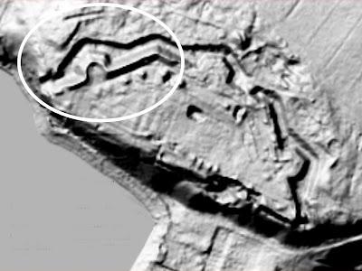 Fort Haldimand LIDAR Image