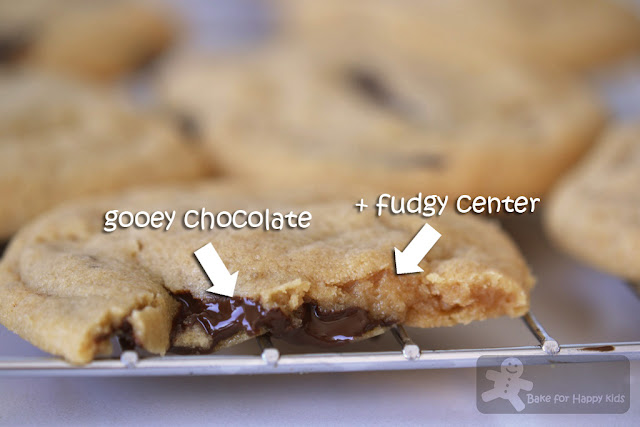 Curtis Stone Ultimate Peanut Butter Cookies with Chocolate Chunks