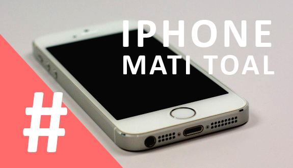 Iphone Mati Total tidak Bisa di Charge ini solusinya