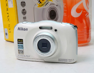 Jual Nikon Coolpix S33 2nd