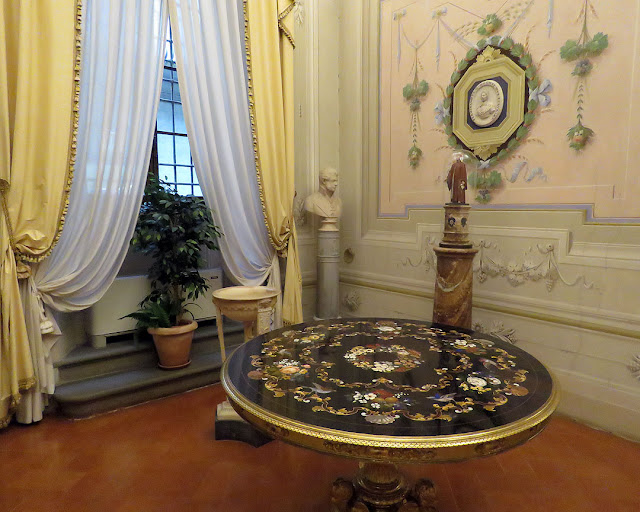 Museum of the Opificio delle pietre dure, Workshop of semi-precious stones, Via Alfani, Florence