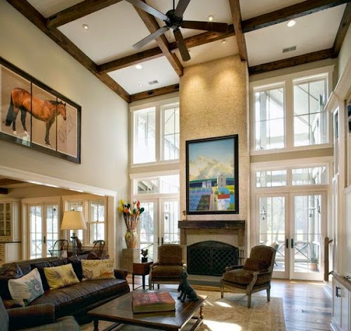 Cool A Room With High Ceilings