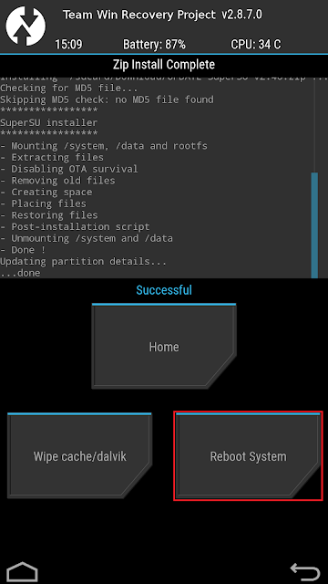 How To Root Nexus 5 hammerhead And Install TWRP Recovery