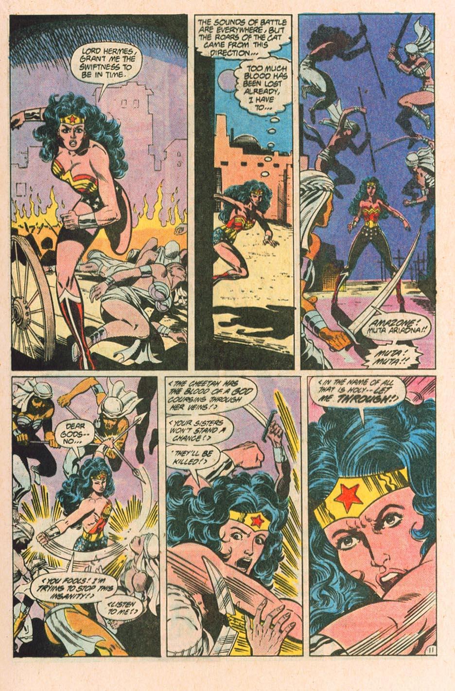 Read online Wonder Woman (1987) comic -  Issue #31 - 13