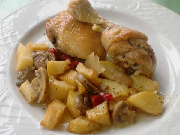 Recetas de pollo - Cocina fácil y económica