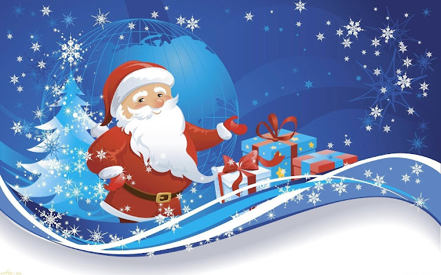 Merry Christmas santa images 2018