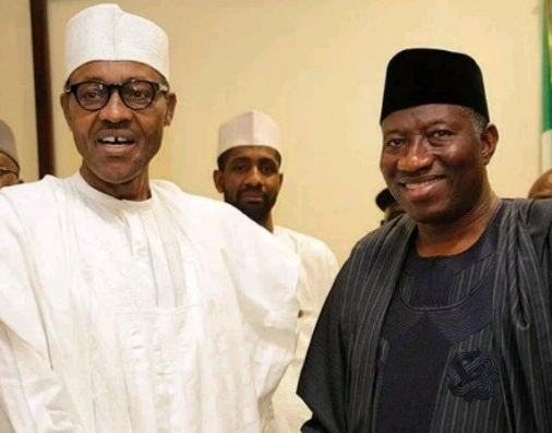 buhari jonathan anti corruption drive