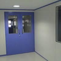Cleanroom area
