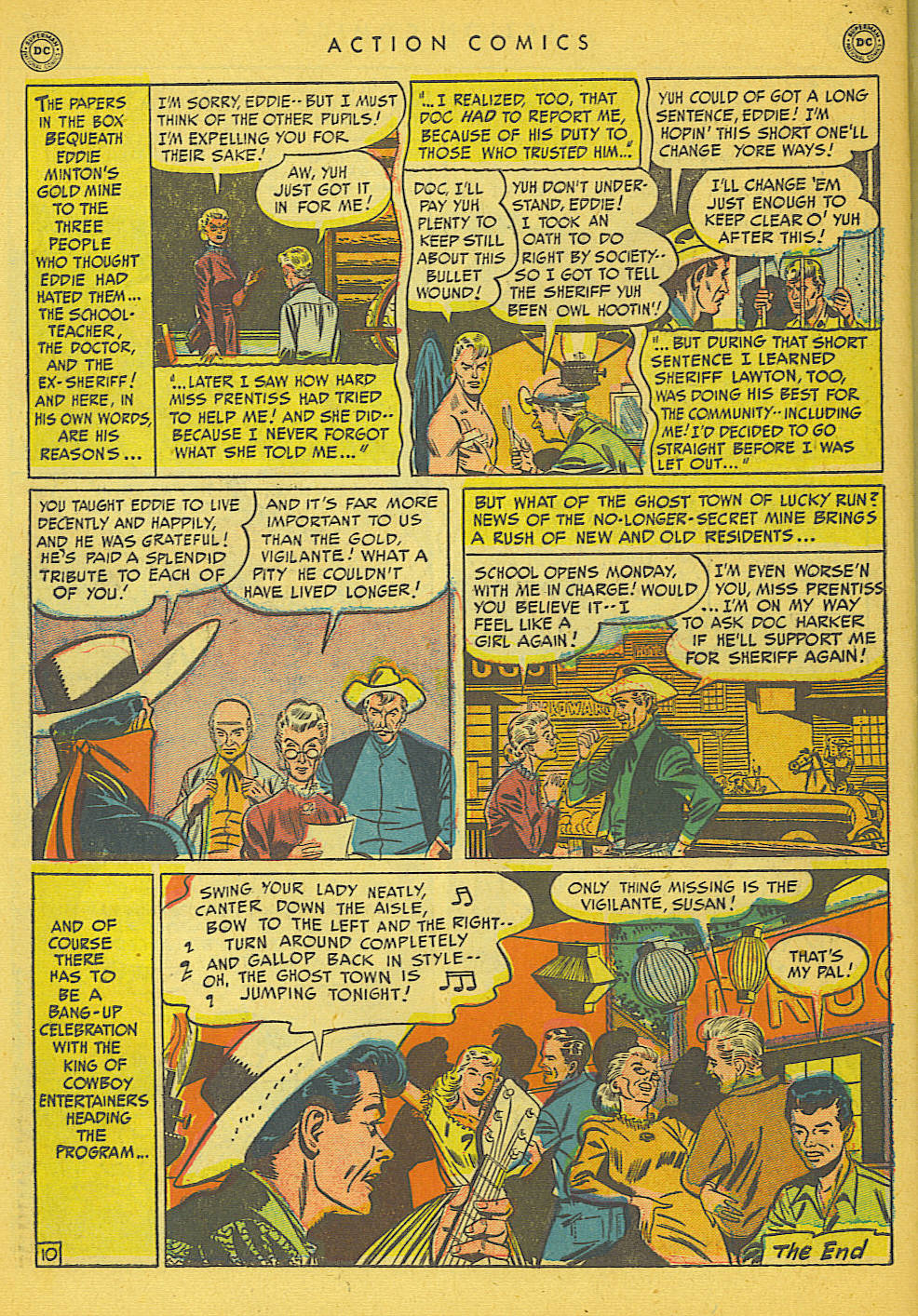 Action Comics (1938) 153 Page 39