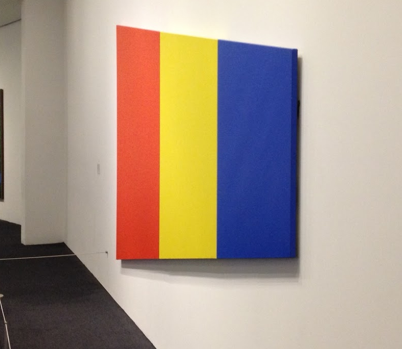Good HIRSHHORN MUSEUM FRIDAY GALLERY TALK MCB ON RED YELLOW BLUE V uc