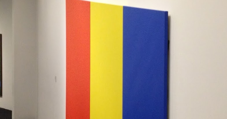 Simple THEORY NOW HIRSHHORN MUSEUM FRIDAY GALLERY TALK MCB ON RED YELLOW BLUE V