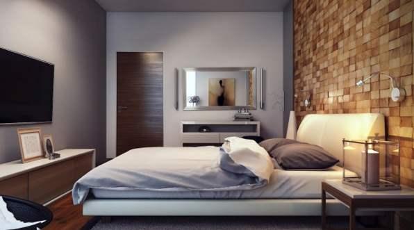 Contoh Desain Kamar Tidur Rumah Minimalis Sederhana