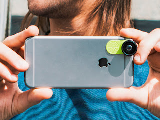 LimeLens Universal Smartphone Camera Lens Set