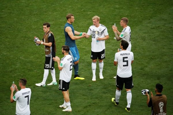 Prediksi Bola Korea Selatan vs Jerman Piala Dunia 2018