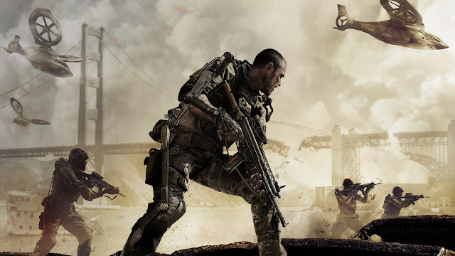 Call Of Duty Advance Warfare Highly Compressed 22MB