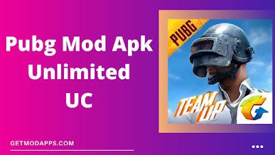 Pubg Mod Apk Unlimited UC