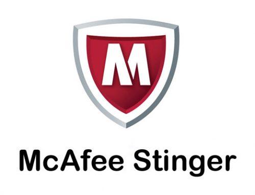تحميل برنامج الحماية مكافى ستينغر MACAFee Stringer