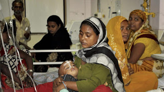 60-children-died-in-72-hours-due-to-encephalitis-in-gorakhpur