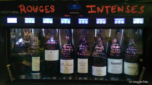 N 5 wine bar Toulouse