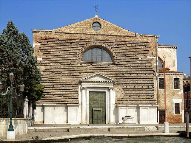 Church of San Marcuola, Cannaregio, Venice