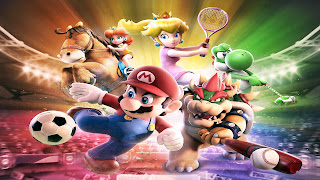Mario Sports Superstars Xbox One Wallpaper