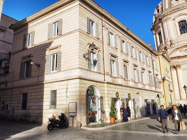 Palazzo Valentini - blog FOTO-IDEEA