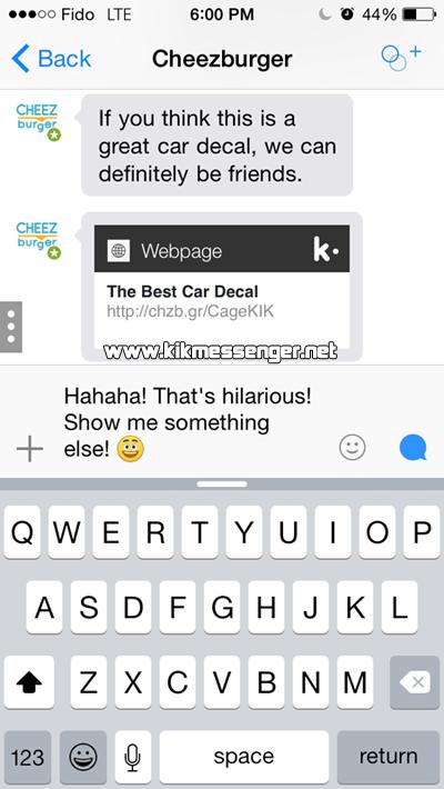 Imagenes y videos divertidos con Cheezburger for Kik