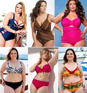 a0782547e Moda Praia para mulheres que vestem e são Plus Size!! Confira hoje no Blog  Not1 Dicas de Moda e Beleza para você ficar ainda mais linda no Verão