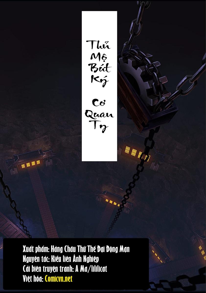 Thủ Mộ Bút Ký - Chapter 47: Cơ Quan Ty - Pic 1