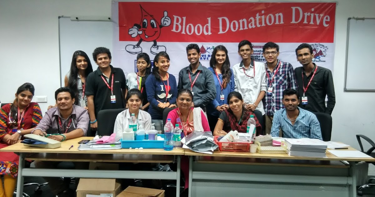INDIAN DEVELOPMENT FOUNDATION: Blood Donation Drive ...