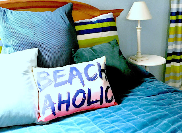 Teen Beach Themed Room