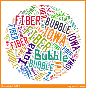 My Fiber Bubble