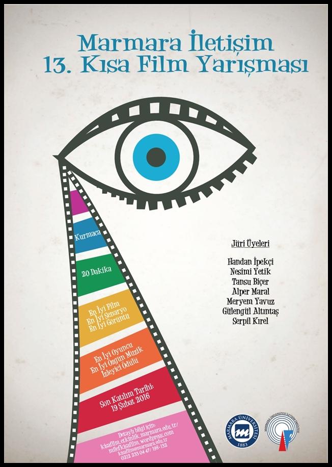 kizilca kiyamet marmara İletişim 13 kısa film yarışması Ön eleme