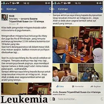 √ Bahaya Leukemia dan Bentuk Kanker Darah Lainnya ✅