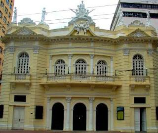Theatro Carlos Gomes, Vitória