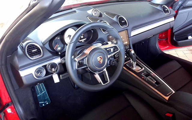 Porsche 718 Boxster - Brasil - Preço